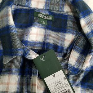 Target wild fable Tops - NEW Wild Fable Women's Plaid size M